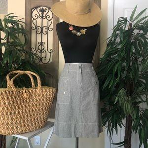 Mexx stripe skirt